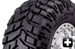 Mickey Thompson Baja Claws